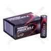 Duracell Procell AA Alkaline Battery.  Boxed Per 10