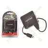 1000mA ''Micro USB'' Phone Charger - Black