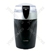 120W Spice / Coffee Grinder - Black / Silver