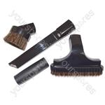 Numatic Vacuum Cleaner 32mm 4 Piece Tool Accessory Kit
