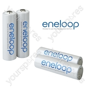 Sanyo AA 2000mah Bulk 166704122
