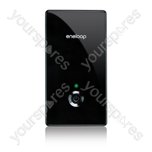 Sanyo Eneloop Pedal Juice Kbc-9v3ubk