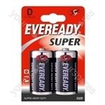 Eveready R20 B2 Super 620467