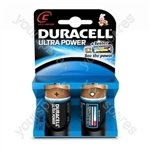 Duracell C B2 Ultra Power 002852