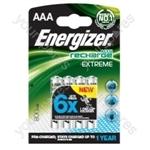 Energizer Extreme AAA 800mah 4pk