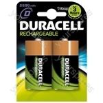 Duracell D 2200mah B2 055995