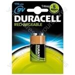 Duracell 9v 170mah B1 056008