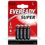 AAA Eveready R03 Super 628949