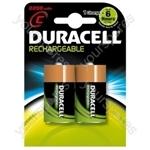 Duracell C 2200mah B2 055988