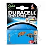 Duracell AAA B8 Ultra Power 002746