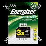D** Energizer AAA 850mah B2 Power Plus 635177