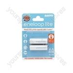 Sanyo Eneloop Lite AA 900ma B2 F734s1155