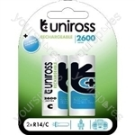 Uniross 2c 2600mah Series U0239875