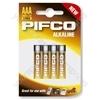 Pifco Lr03/aaa Alk 4 Pk