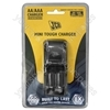 JCB O/night Plugin Aa/aaa Mw1282 Rubberised W/o Batts