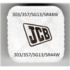 303/357/sg13/sr44w Jcb Silver Oxide