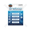 Sanyo Eneloop AAA 800mah B4 F734s1123