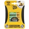 JCB Jcb Rx03/aaa1000mah 4pk 10 Per Inner 40 Per Outer
