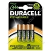 Duracell AAA 750mah B4 090231