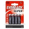 Eveready Super AA B4 620464